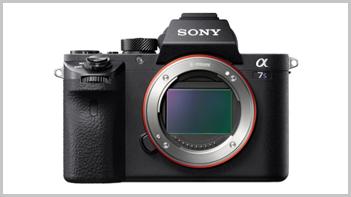 Imagen Sony A7S II